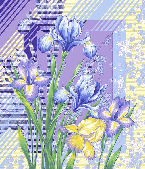 Набор полотенец вафельных №422 Текс-Дизайн фото