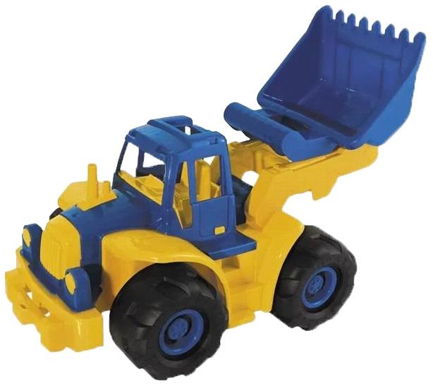 Купить Машинка пластиковая Нордпласт Р27141 Разноцветный, НОРДПЛАСТ, Игрушечные машинки