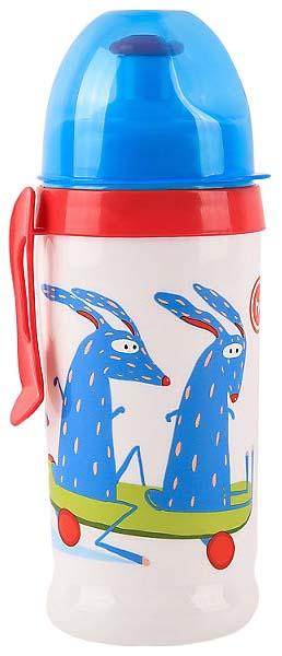 Купить Поильник Happy Baby Feeding cup Sky 360 мл, Поильники
