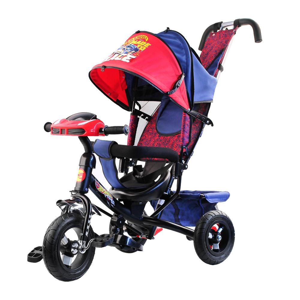 Купить Велосипед трехколесный Hot Wheels HH7R, Детские велосипеды-коляски