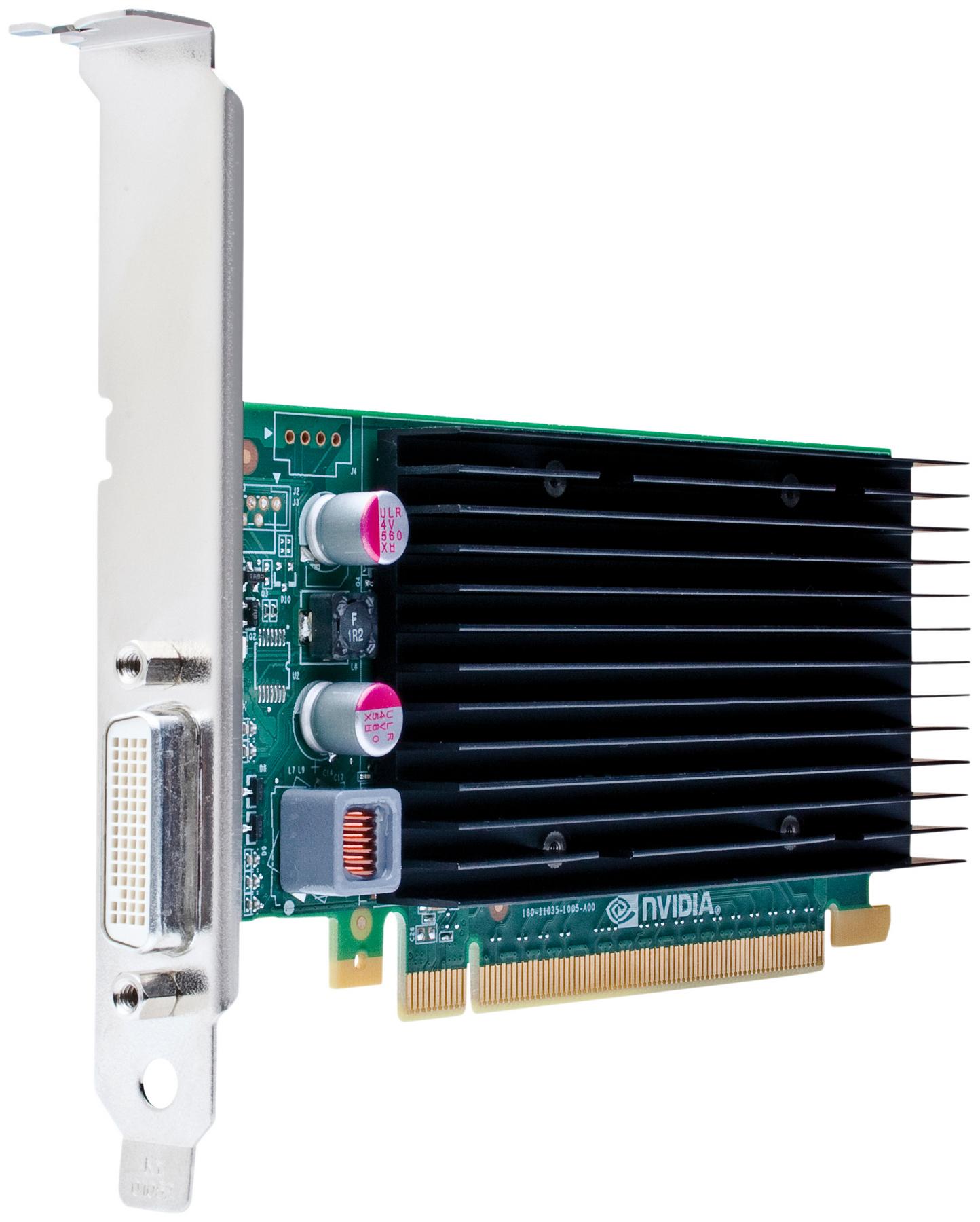 Видеокарта PNY nVidia Quadro NVS 300 (VCNVS300X16DVIBLK