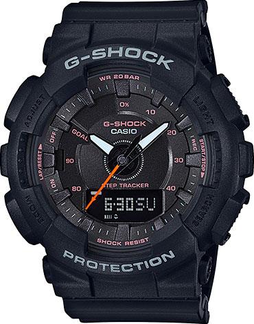 Японские спортивные наручные часы Casio G-Shock GMA-S130VC-1A фото