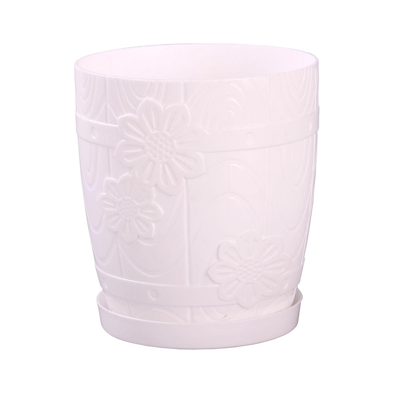 Горшок цветочный Альтернатива 14070 0.8 л