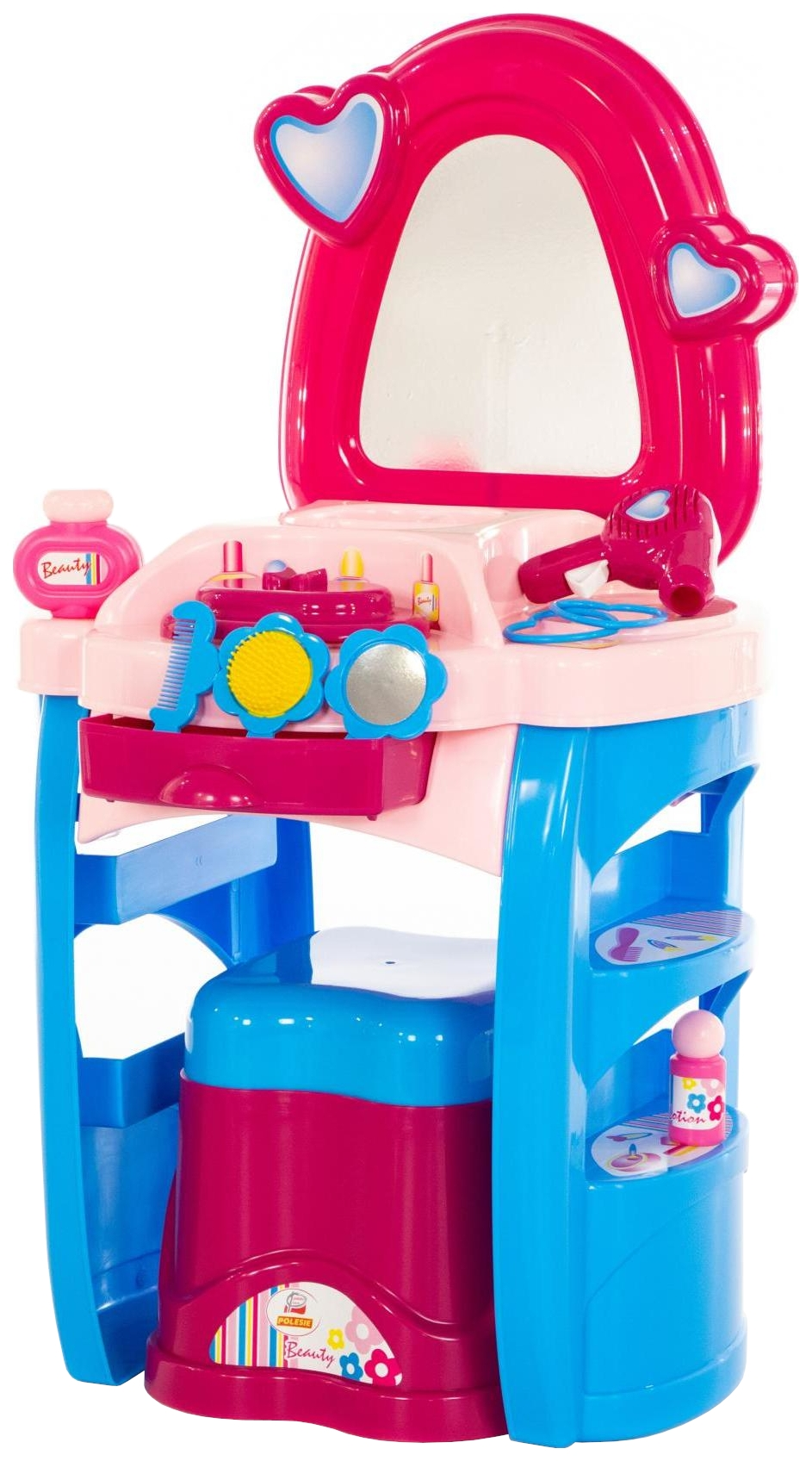 Купить Туалетные столики, Туалетный столик игрушечный Полесье Диана №3, Palau, Игрушечные туалетные столики