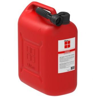 Канистра для бензина Oktan 20 л 3700x3400 красный