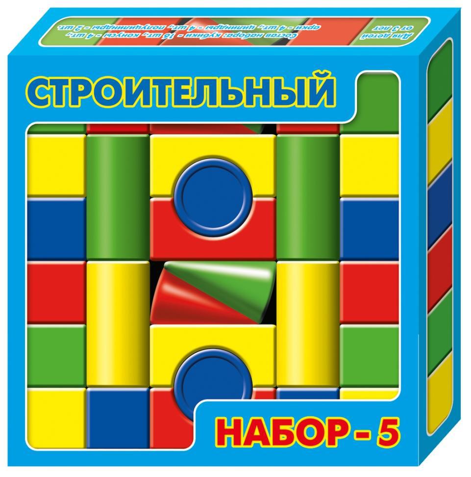 Конструктор пластиковый Десятое королевство Строительный набор 5 Р26533