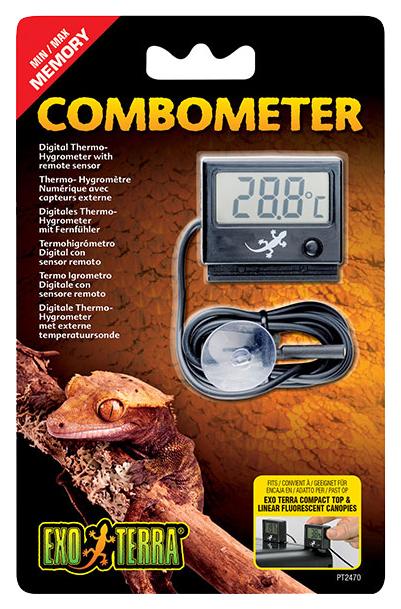 Термометр для террариума Exo Terra Электронный комбинированный