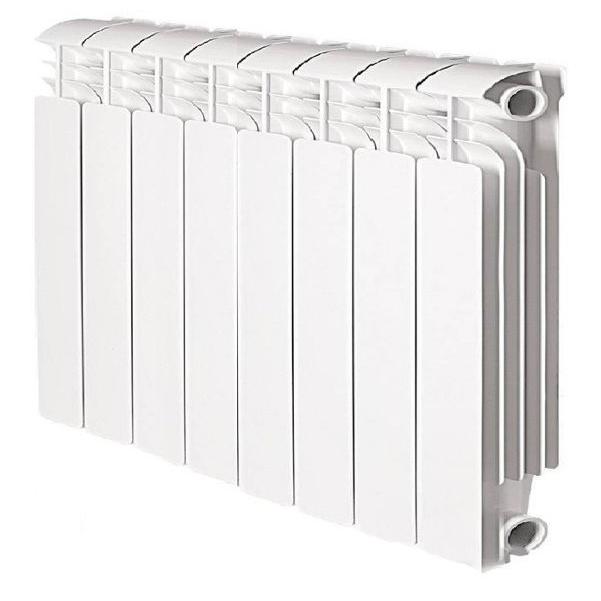 Радиатор алюминиевый Global 582x640 Iseo 500 8