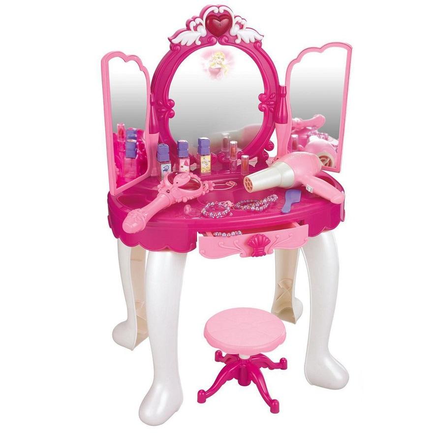 Купить Туалетный столик B.Kids трюмо 008-18 со звуковыми и световыми эффектами, Игрушечные туалетные столики