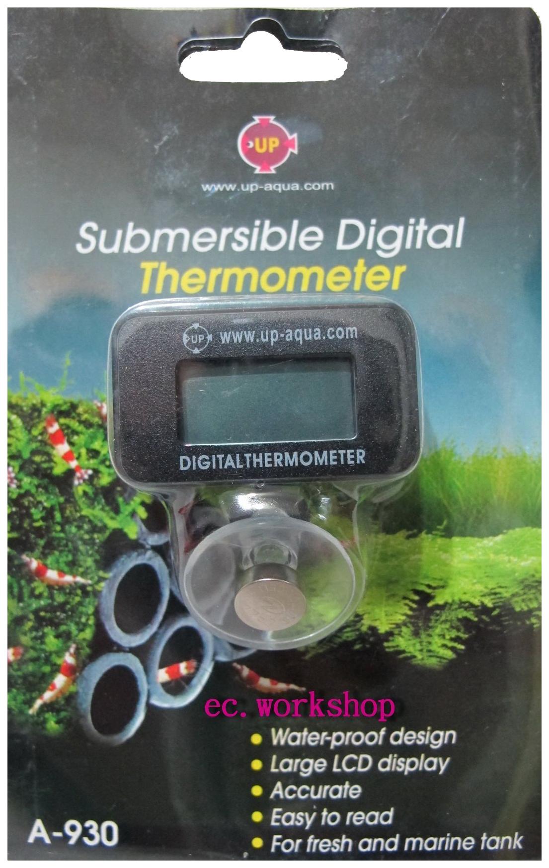 Термометр для аквариума UpAqua Submersible Digital Thermometer,