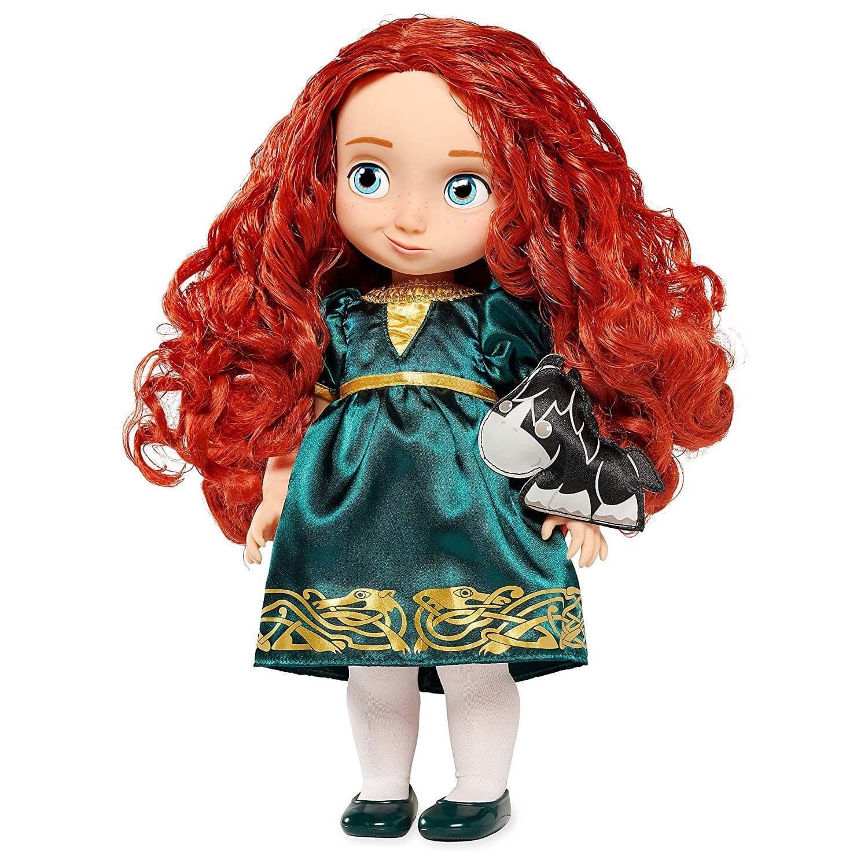 Купить Кукла Disney Princess Мерида Disney Animators' Collection 748652, Классические куклы