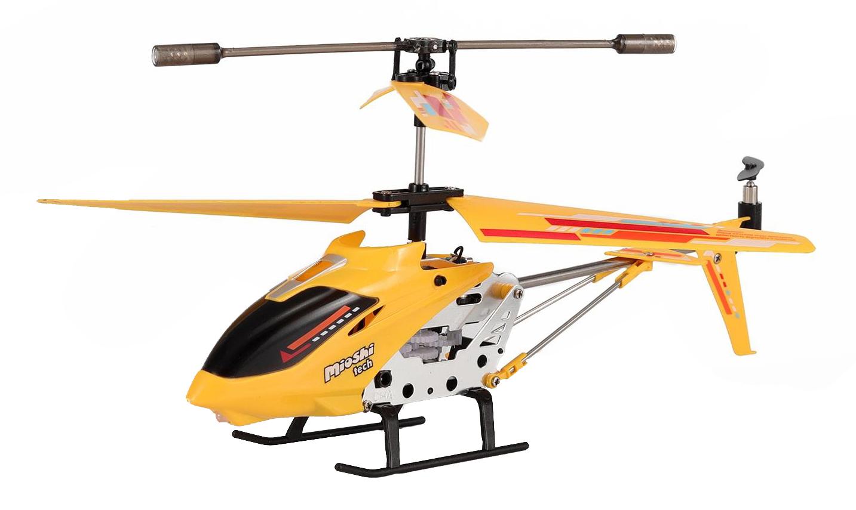 Купить Вертолет на инфракрасном управлении Mioshi Tech X22 желтый, Радиоуправляемые вертолеты