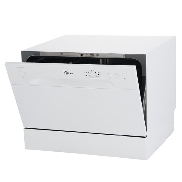 Посудомоечная машина компактная Midea MCFD 0606 white