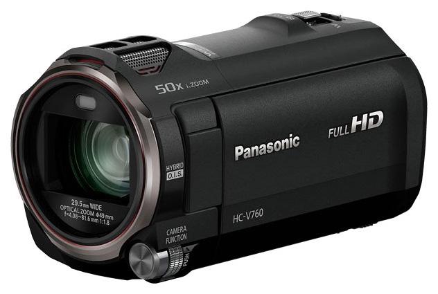 Видеокамера цифровая Full HD Panasonic HC V760