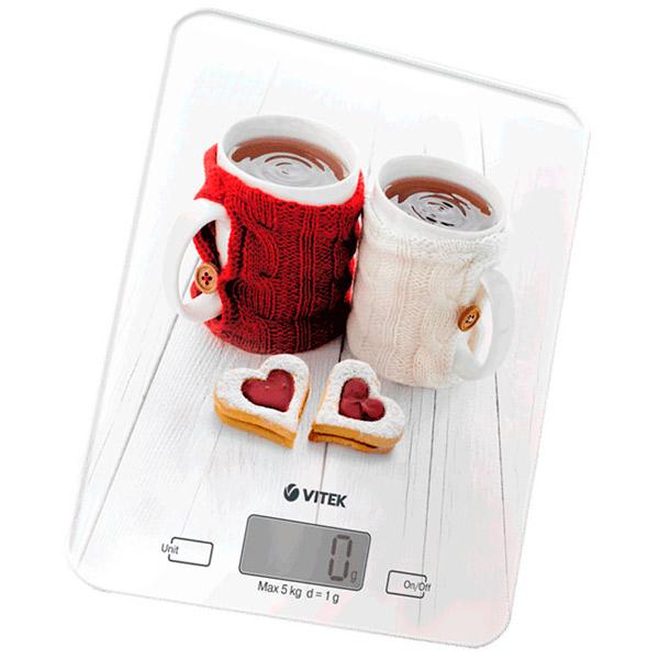 Весы кухонные VITEK VT 2424 W
