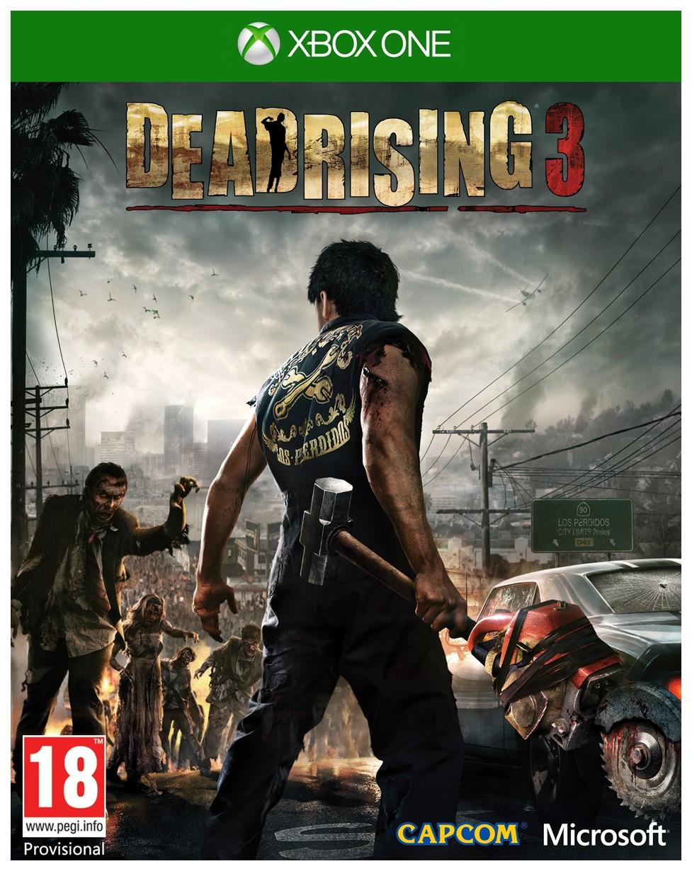 Игра Deadrising 3 Apocalypse Edition для Xbox One фото
