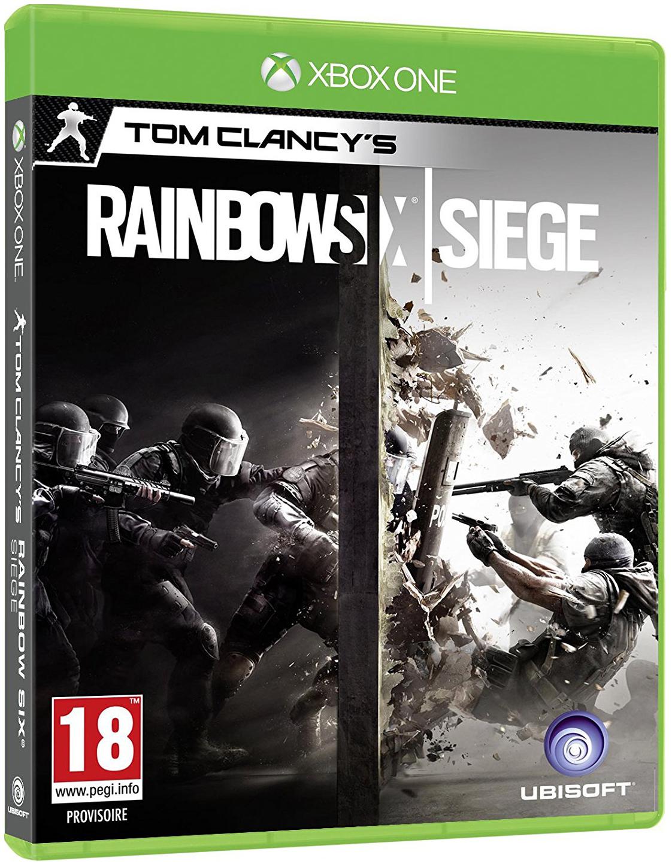 Игра Tom Clancy's Rainbow Six Осада для Xbox One Ubisoft