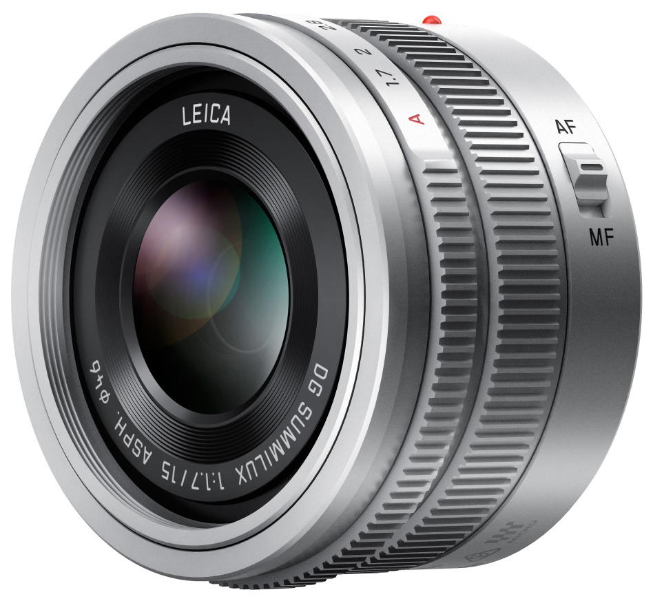 Объектив Panasonic Lumix G Leica DG Summilux