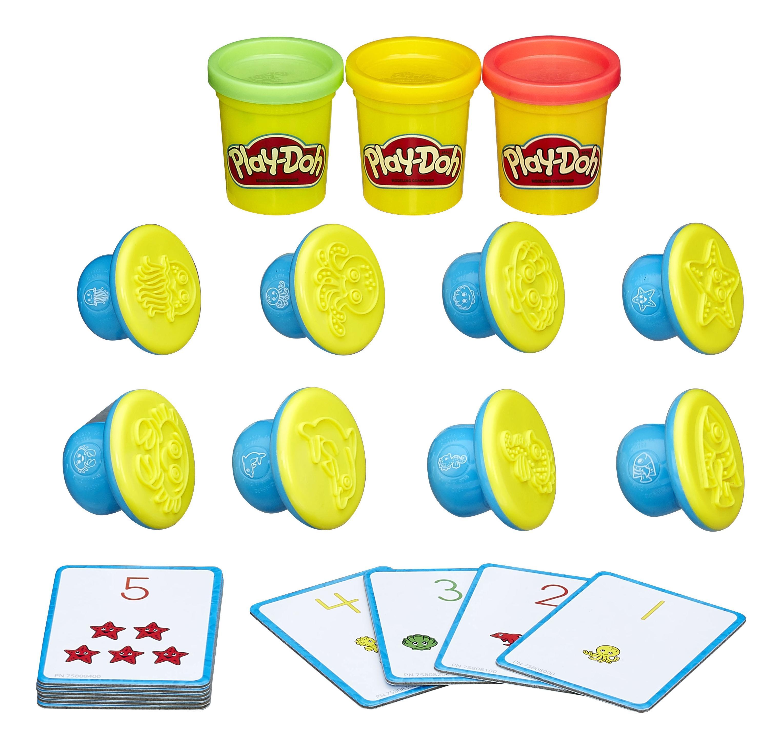 Набор для лепки из пластилина play-doh b3406