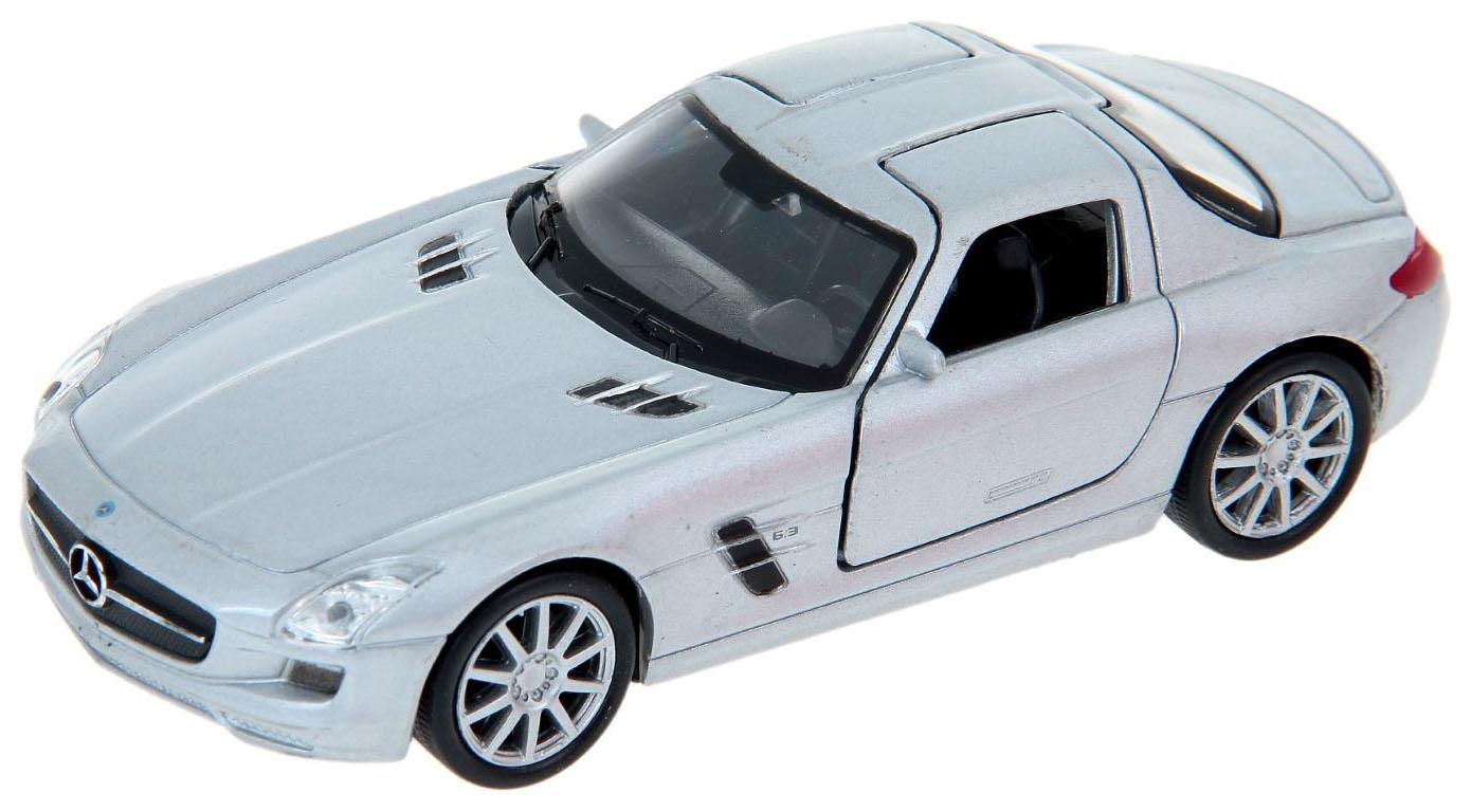 Купить Коллекционная модель Welly Mercedes-Benz SLS AMG 43627 1:34, Коллекционные модели