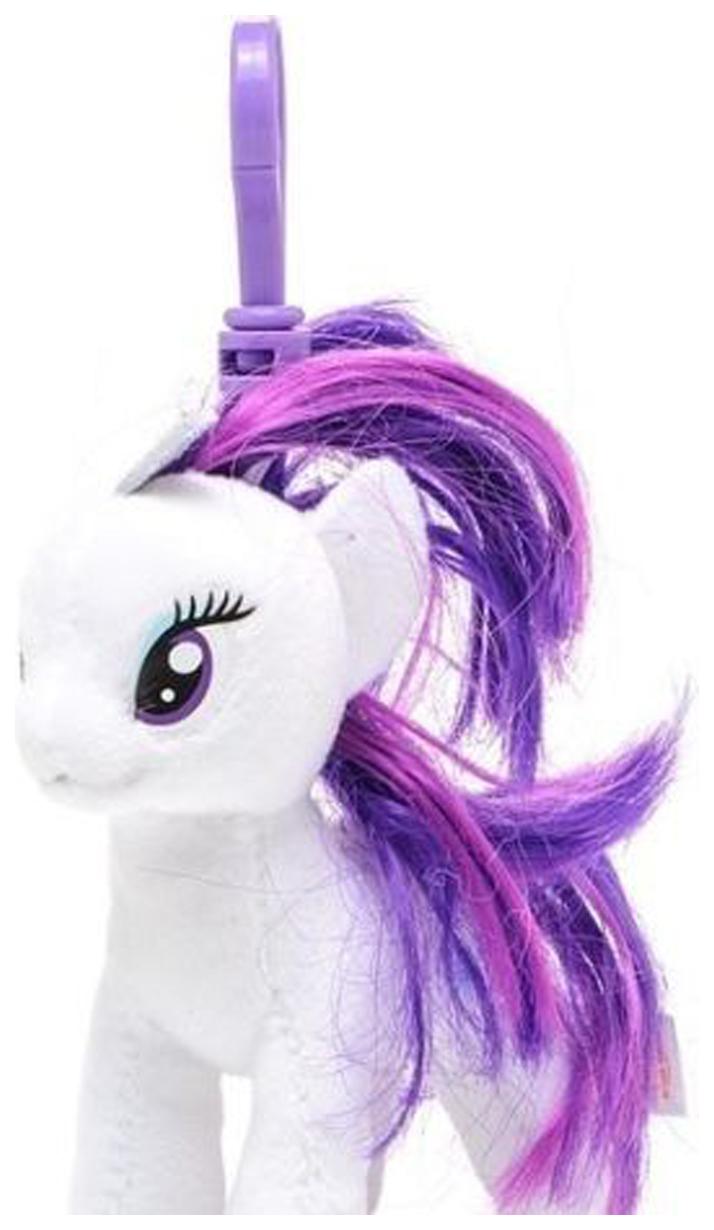 Купить Брелок Ty Inc My Little Pony Rarity, Аксессуары для ранцев и рюкзаков