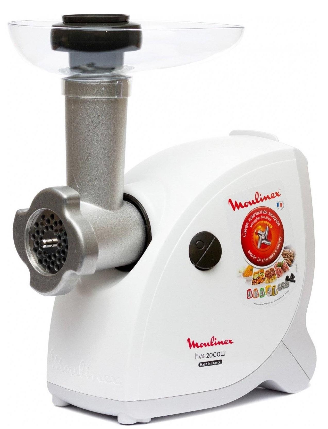 Электромясорубка Moulinex ME 456139