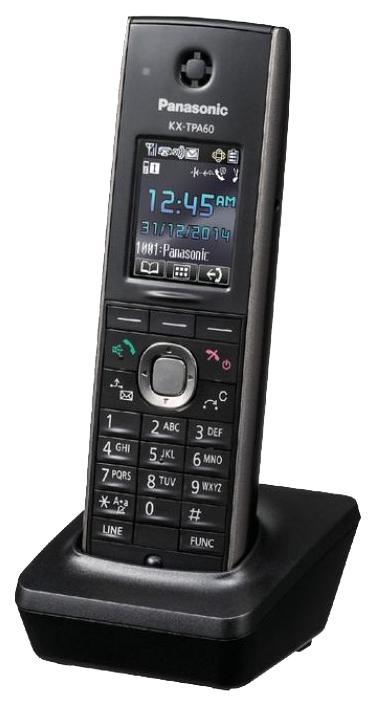 Дополнительная трубка Panasonic KX TPA60RUB DECT
