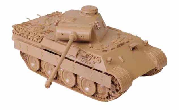 Купить Танк немецкий средний Т-V 'Пантера', Танк Zvezda Т-V Пантера немецкий средний 1:35 3678,