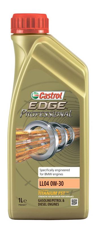 CASTROL EDGE PROFESSIONAL BMW LL04