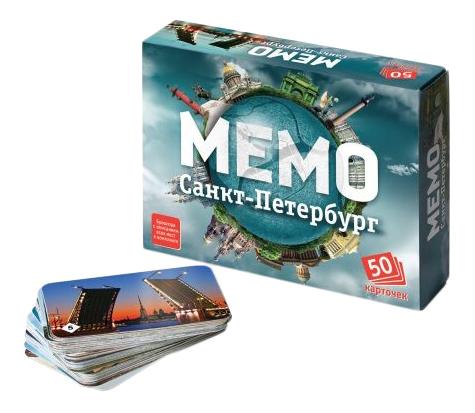 Настольная игра Бэмби мемо Санкт Петербург Санкт-Петербург