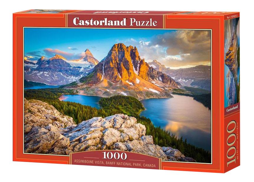 Пазл Castorland Национальный парк, Канада 1000 деталей C-103423