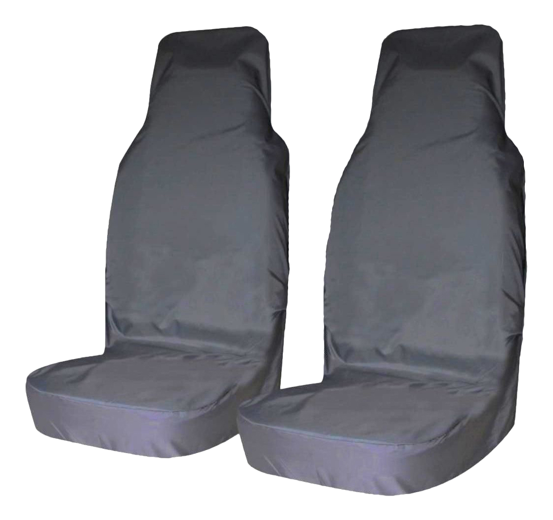 Чехлы грязезащитные на сиденья T-PLUS Чехлы грязезащитные на сиденья T001266 серые T001266 фото