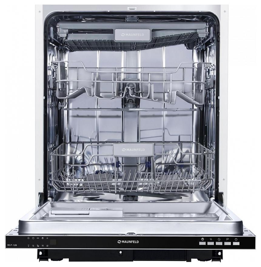 Встраиваемая посудомоечная машина 60 см MAUNFELD MLP 12B фото