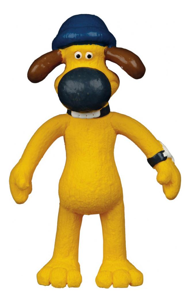 Игрушка пищалка для собак TRIXIE Shaun