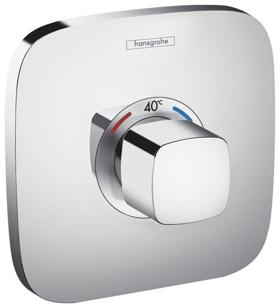 Смеситель для встраиваемой системы Hansgrohe Ecostat E Highflow 15706000 хром