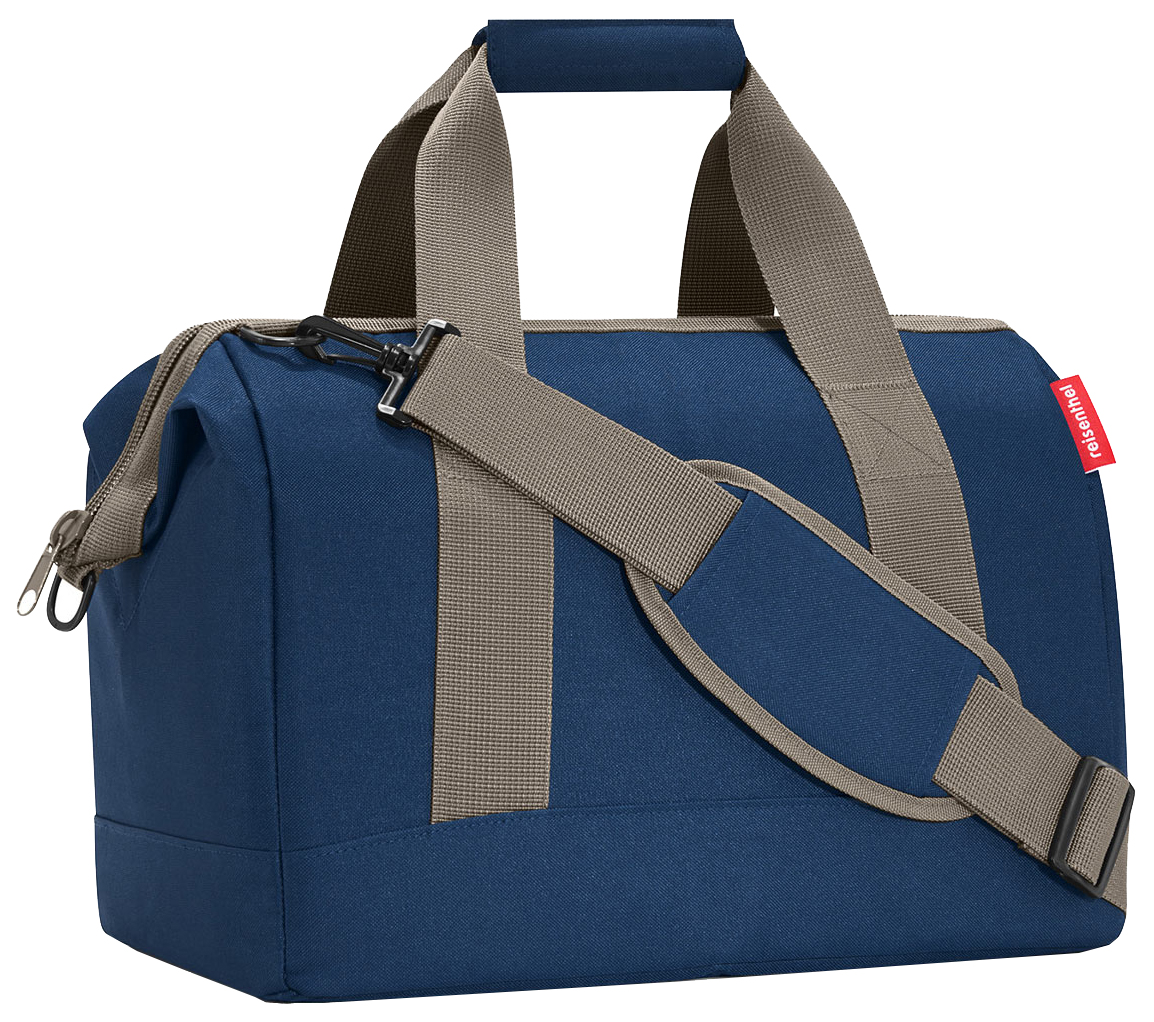 Дорожная сумка Reisenthel Allrounder Dark Blue 40 x 24 x 33,5 фото