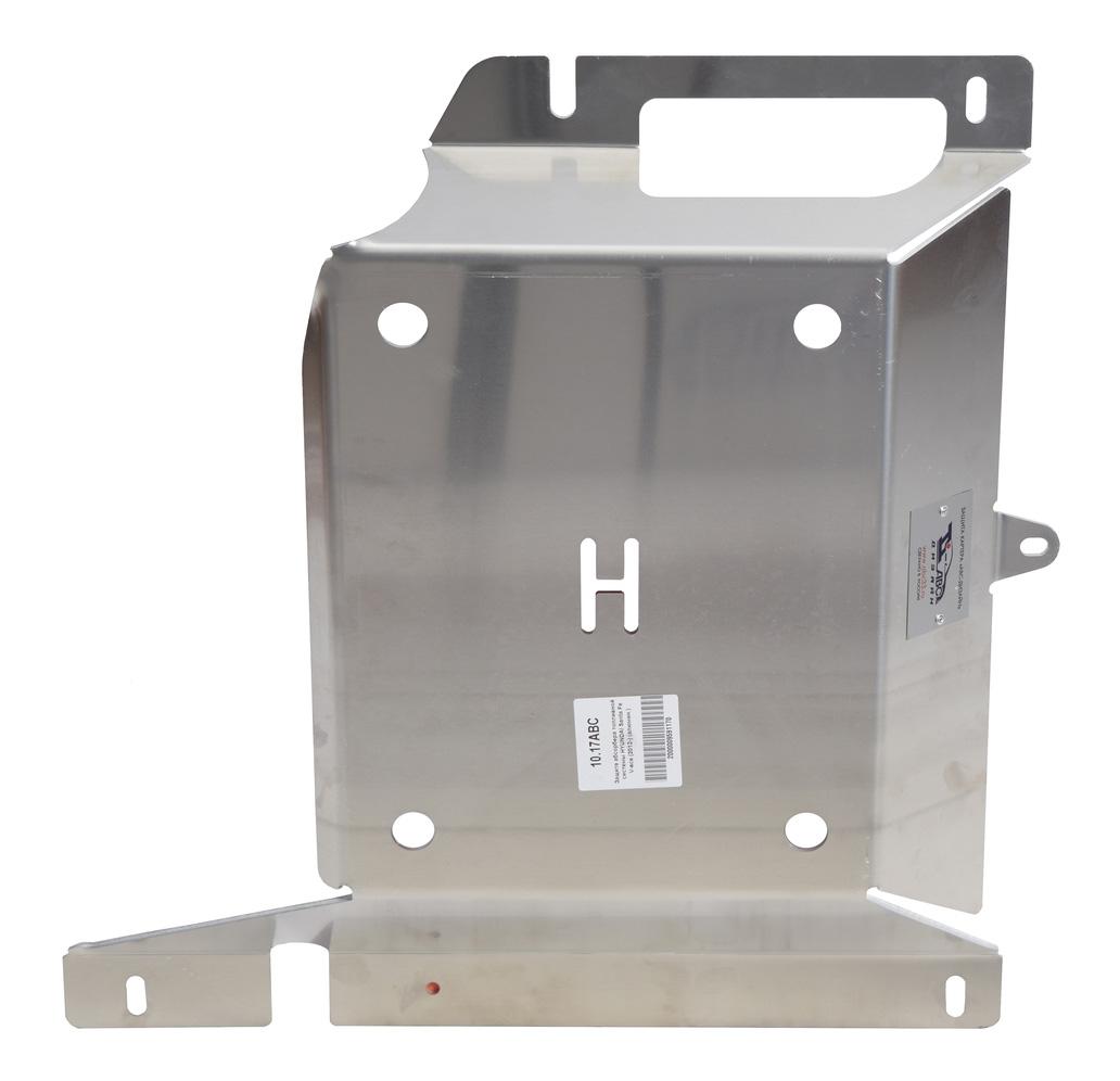 Защита абсорбера АВС Дизайн для Hyundai,