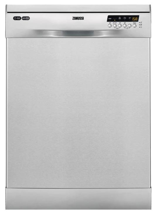 Посудомоечная машина 60 см Zanussi ZDF26004XA silver
