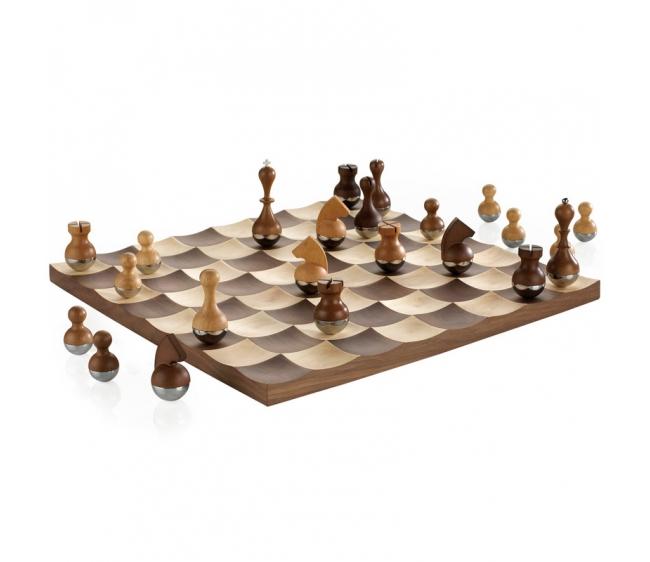 Шахматы Umbra Wobble 377601 656