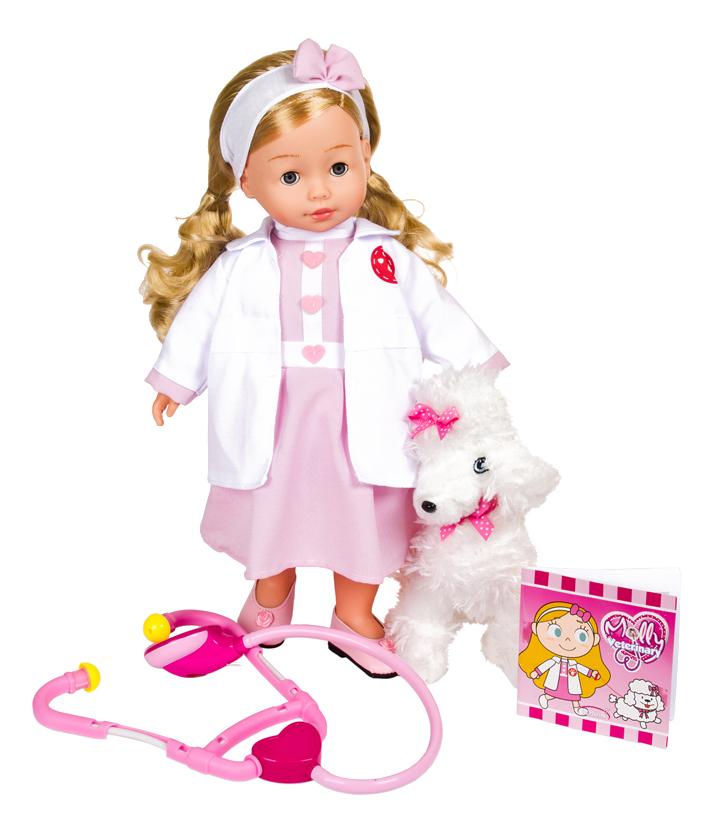 Кукла Dimian Bambolina Molly 40 см BD1384RU-M37 фото