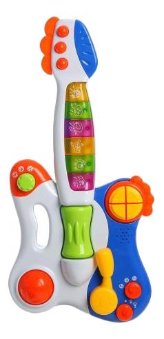 Купить Гитара игрушечная Zhorya Умный я,