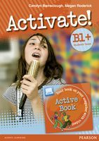 Activate! B1+ Student\'s Book and Active Book Pack