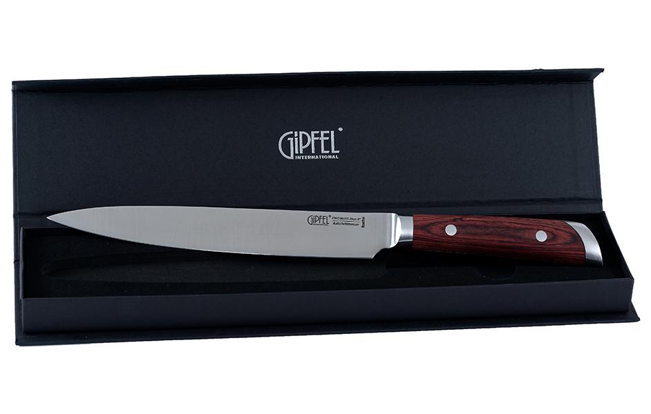 Нож кухонный GIPFEL 8489 20 см