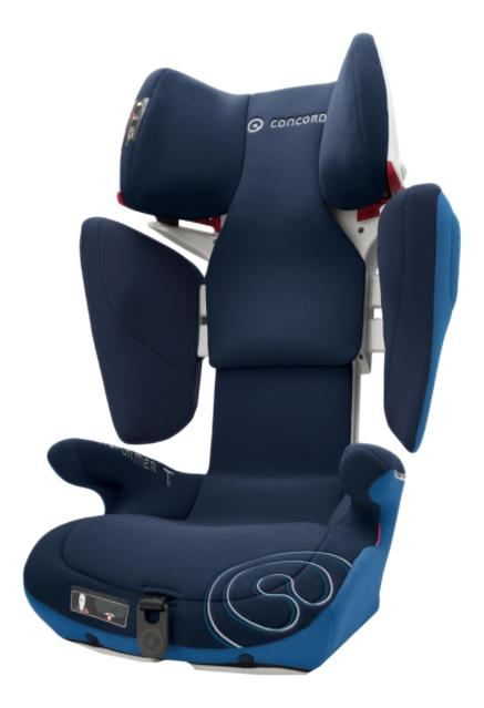 Купить Автокресло Transformer T 2016 Ocean Blue от 15 до 36 кг Concord, Детские автокресла
