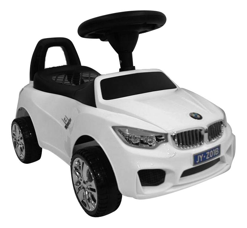 Купить Средняя, Толокар BMW белый RIVERTOYS, Каталки детские