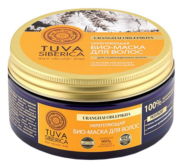 Маска для волос Natura Siberica Tuva Для роста волос 300 мл