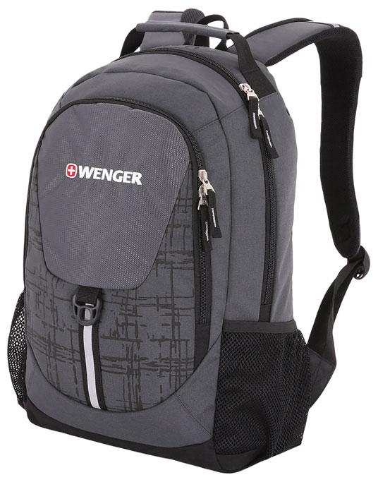 Рюкзак Wenger 31264415-2 серый 20 л