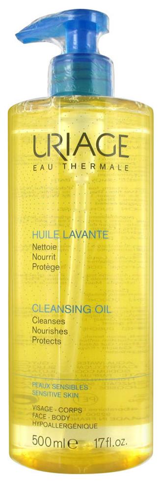 Очищающее пенящееся масло Uriage Huile Lavante