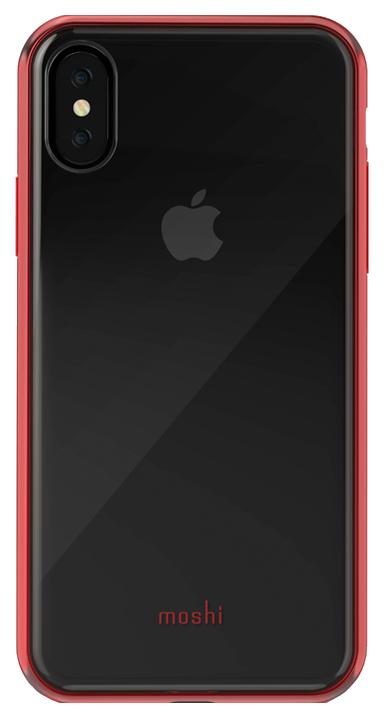 Чехол Moshi Vitros для iPhone X - Crimson Red 99MO103321
