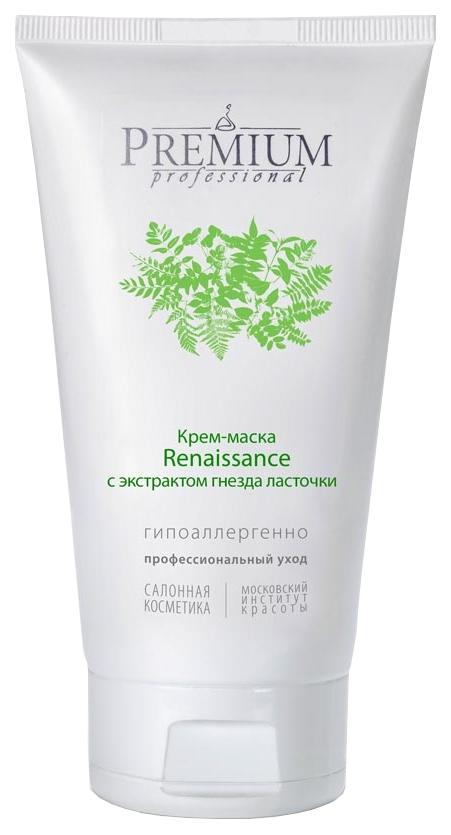 Крем-маска Premium Renaissance с экстрактом гнезда ласточки Swallow, 150 мл
